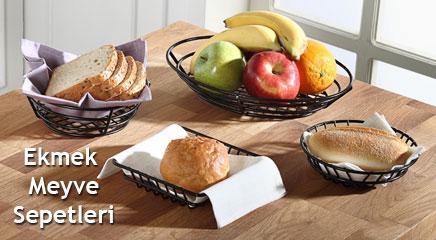Ekmek ve Meyve Sepetleri