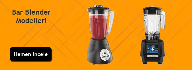 Bar Blender Modelleri