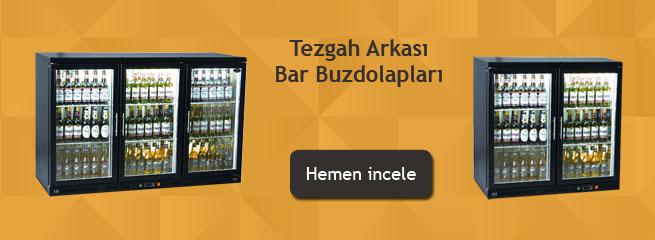 Tezgah Altı Bar Budzolapları