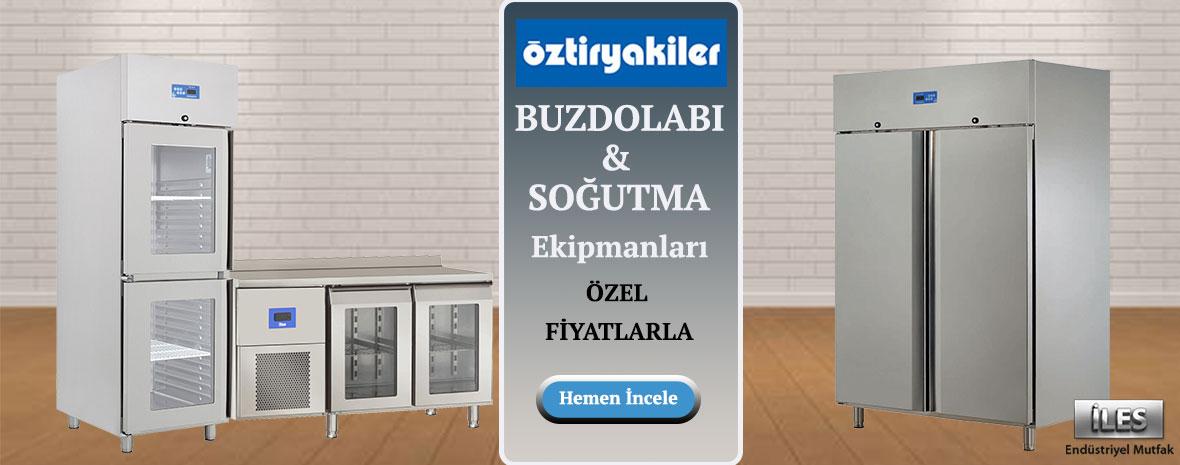 Öztiryakiler Buzdolabı, Öztiryakiler Soğutma Ekipmanları