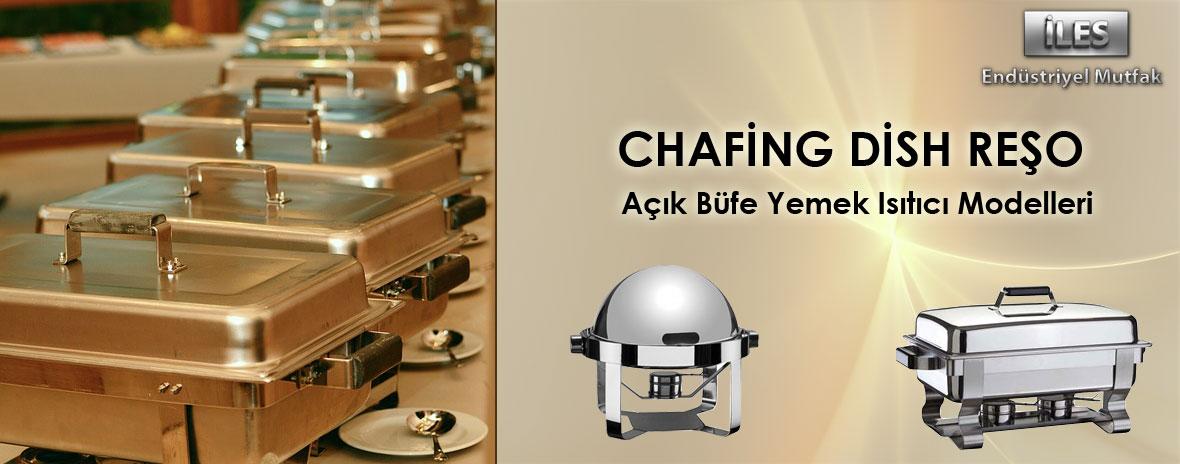 Öztiryakiler Reşo Chafing Dish
