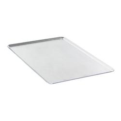 Al Metal - Al Metal Alüminyum İtalyan Açılı Deliksiz Tava 1,5 mm 40x60x1 Cm (1)