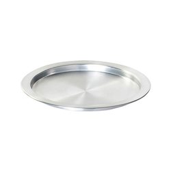 Al Metal - Al Metal Künefe Tabağı Alüminyum 23 Cm (1)