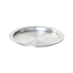 Al Metal - Al Metal Künefe Tabağı Alüminyum 27 Cm (1)