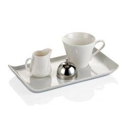 BİRADLI - Biradlı Nescafe Servis Takımı Dikdörtgen 26x14.5 Cm