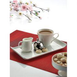 BİRADLI - Biradlı Nescafe Servis Takımı Dikdörtgen 26x14.5 Cm (1)