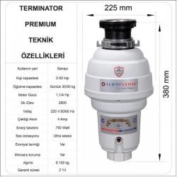 Öztiryakiler - Çöp Öğütme Makinesi Premium Evye Altı (1)