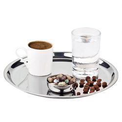 Groovy - Groovy Türk Kahve Seti Çelik