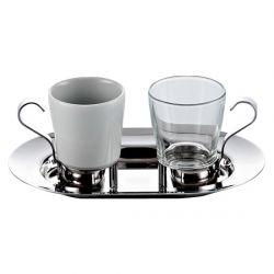 Zenga Collection - Kahve Seti 19*12*9