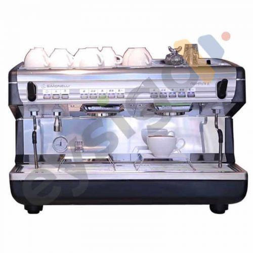 Nuova Simonelli Appia 2V Espresso Kahve Makinesi İki Grup Full Otomatik