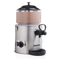 Samixir Sıcak Çikolata ve Sahlep Makinesi 5 Litre İnox - Thumbnail