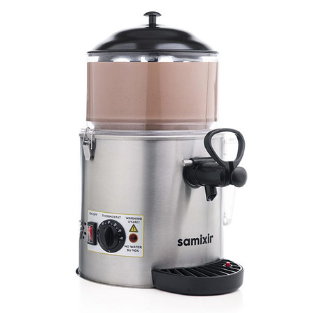 Samixir Sıcak Çikolata ve Sahlep Makinesi 5 Litre İnox