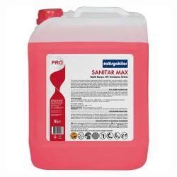 Öztiryakiler - Öztiryakiler Sanitar Max Pro Güçlü Banyo Wc Temizleme 5 Litre